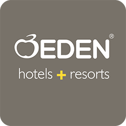 Eden Hotels+Resorts Logo